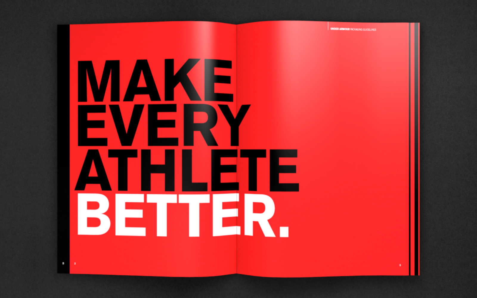 Under Armour Guidelines